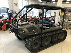 2017 Argo Avenger 8x8 for Sale