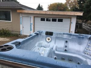 Used hot tub for sale or trade.