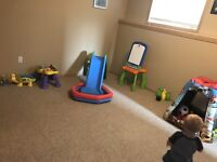 REASONABLE PRICED DAYCARE