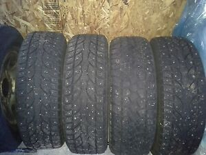 225 65 17 studded tires