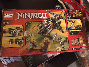 Lego  Ninjago  brand new sealed package