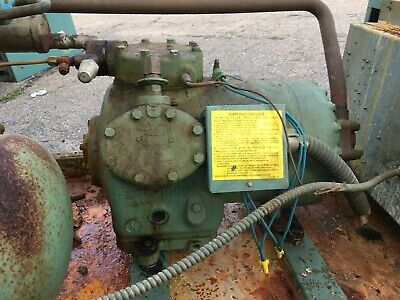 Carrier Carlyle Air Conditioning Water Cooled Compressor Unit 06d