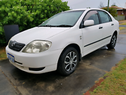 2003 Toyota Corolla Ascent Safety Bay Rockingham Area Preview