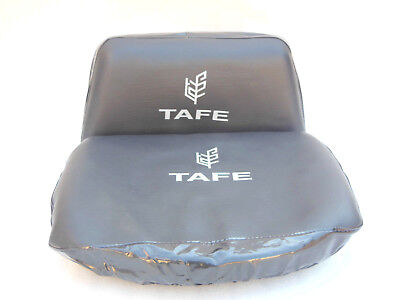 New Brand Massey Ferguson Tractor Seat Cover With Tafe Logo