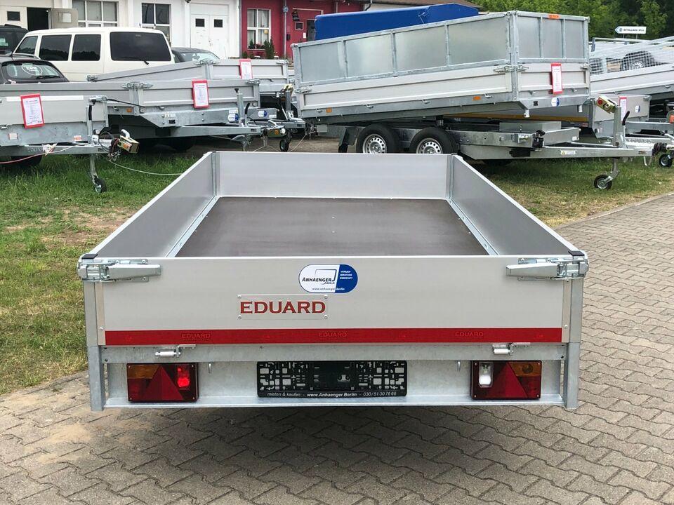 ⭐️ Eduard Anhänger Pritsche 750 kg 311x160x30 cm Alu Profi NEU 63 in Schöneiche bei Berlin