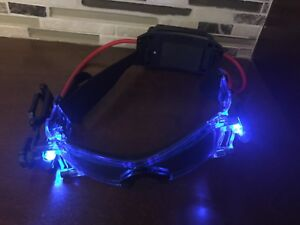 Spy Gear Night Vision Light Up Target Finder  Magnifier Goggles