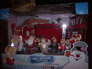Frosty The Snowman Figure