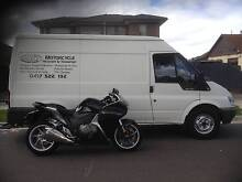 MRT MOTORCYCLE RECOVERY & TRANSPORT Maidstone Maribyrnong Area Preview