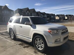 2011 4Runner limited *low mileage*