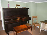 Guitar and Piano lessons in the East Ward