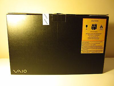 ***MUST SEE***  RARE BLUE 14 INCH SONY VAIO i3 LAPTOP NOTEBOOK COMPUTER***