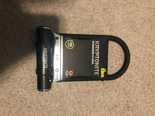 Kryptonite 12.7mm U-Lock Bicycle Lock New model