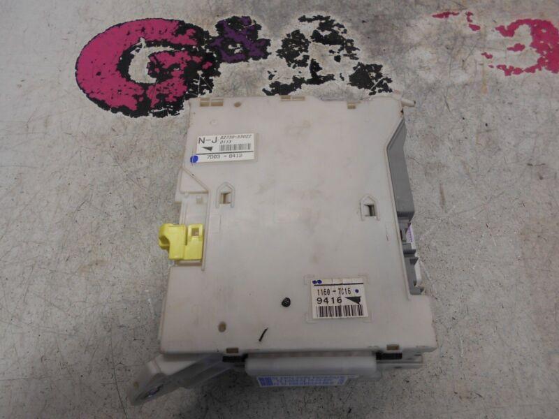 LEXUS IS 220D  INTERIOR FUSE BOX  05-13