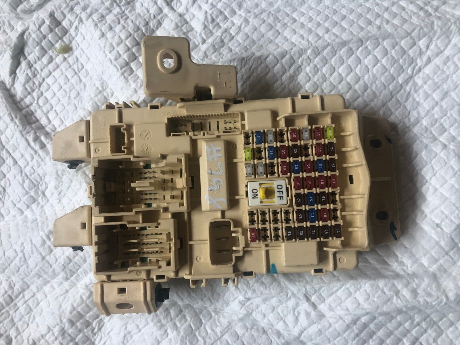 Used Kia Engine Computers For Sale Page 12 Soul Fuse Box 2014 Junction 91950 B2550 Oem A 6