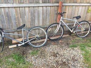 Two bikes for sale in Vermilion,AB