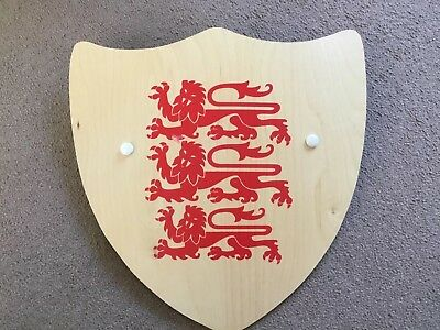 Roman Dressing Up Wooden Shield