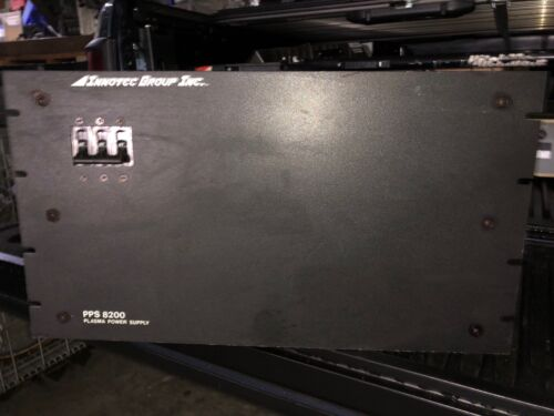 Innotec Group Inc Pps 8200 Plasma Power Supply