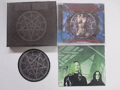 DIMMU BORGIR - PURTINATICAL EUPHORIC MISANTHROPIA (DELUXE BLACK BOX EDITION)