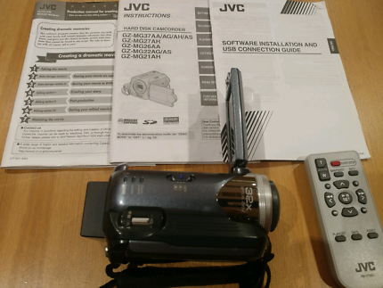 JVC Camcorder is for $120