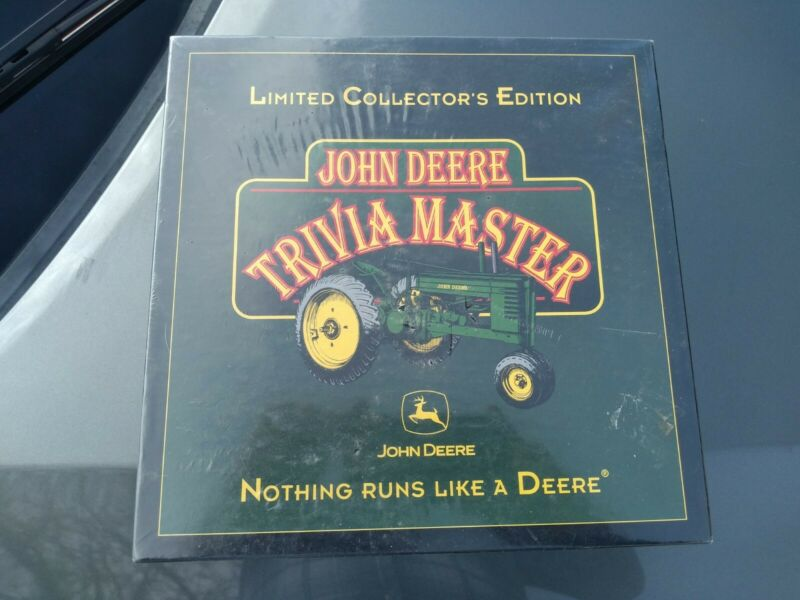 John Deere Trivia Board Game
