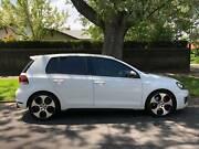 2012 Volkswagen Golf GTI VI Hatchback Toorak Gardens Burnside Area Preview