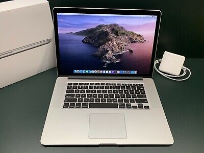 APPLE MACBOOK PRO 15 RETINA / CORE i7 / 1TB SSD / 16GB / WARRANTY / OS-2016