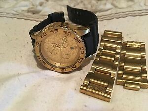 Near new Nixon gold watch Maitland Maitland Area Preview