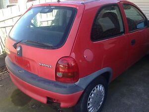 2000 Holden Barina Hatchback Hoppers Crossing Wyndham Area Preview