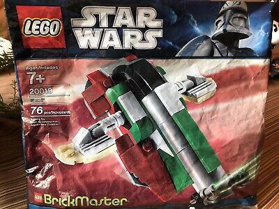 LEGO Star Wars 20019 - Slave I - BrickMaster Exclusive - NEW in Sealed Polybag