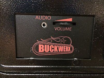 Buckwerx Pinball Machine Audio Adapter headphone for Stern CSI, AC/DC, Batman