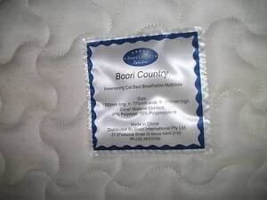 Boori Country classic Cot/Bed mattress like new Howrah Clarence Area Preview