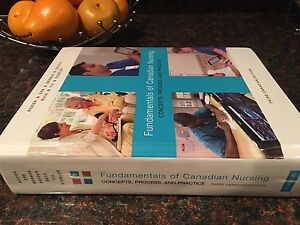 Kozier Fundamentals of Canadian Nursing, 3rd Ed
