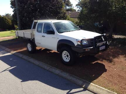 2008 Mazda BT50 4x4 Freestyle cab 90000km $17000ono Swan View Swan Area Preview