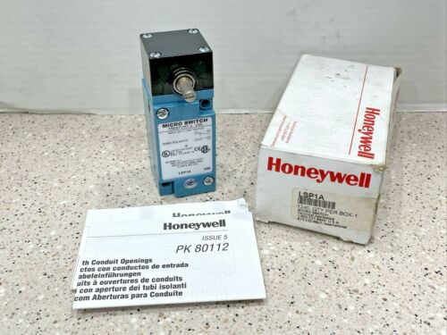 New In Box Honeywell Micro Switch LSP1A Heavy Duty Limit Switch, Rotary