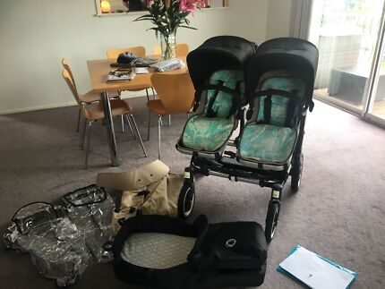 Bugaboo donkey duo pram in good condition
