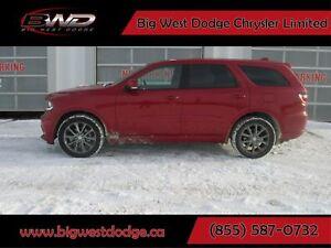 2017 Dodge Durango GT AWD|DUAL DVD|SUNROOF| NAV| LEATHER|3ROW| 3