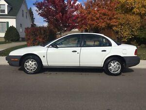 1999 Saturn SL Sedan