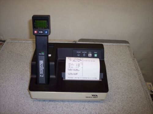 Welch Allyn 23640 MicroTymp 2 & Printer/ Charger