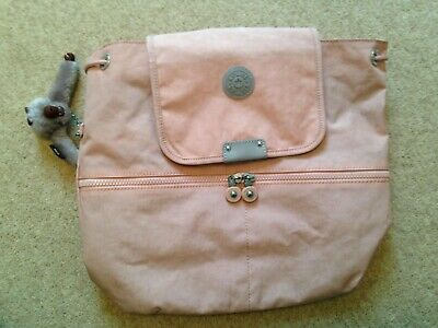 Kipling Bag/Backpack in Fading Rose. **New/Unused.**