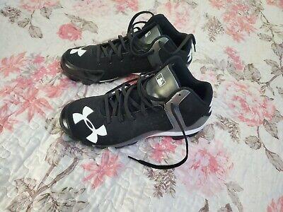 Under Armour Men Spotlight HighTop Lace Up Sneaker Size 8