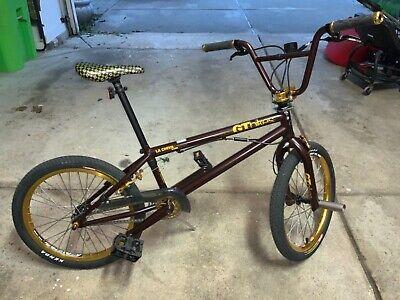GT Bikes La Chiva 2010 BMX Freestyle Flatlands Boys Bike Bicycle (2010 Bmx Bike)