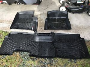 Weathertech Mats for 2009-2014 Ford F-150 Supercab