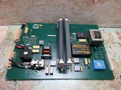 Agie 120 Power Output Interface P01-04a Nr. 614 120.4 616571 C Cnc Edm