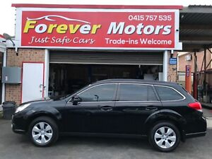 2011 SUBARU OUTBACK 2.5i AUTOMATIC WAGON SUV Long Jetty Wyong Area Preview