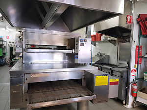 Pizza Bar in a busy shopping center equipment perfect condition Craigmore Playford Area Preview