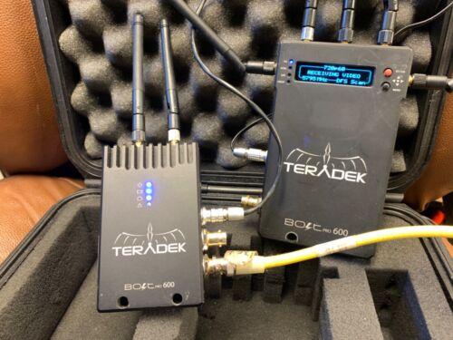 Teradek Bolt 600 SDI Transmitter/Receiver Kit