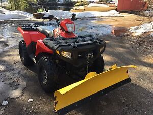 Exceptionally Maintained 2010 Polaris Sportsman 500 HO for sale