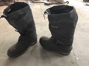 Baffin Drillers Size 10