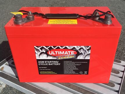 Ultimate Extreme 12 v / 110ah Deep Cycle battery