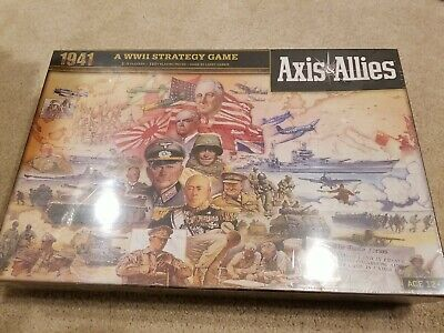 Axis and Allies 1941 NEW SEALED